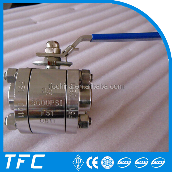 socket weld stainless steel ss316 ball valve
