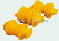 Excavator track roller for komatsu pc300-7 undercarriage parts