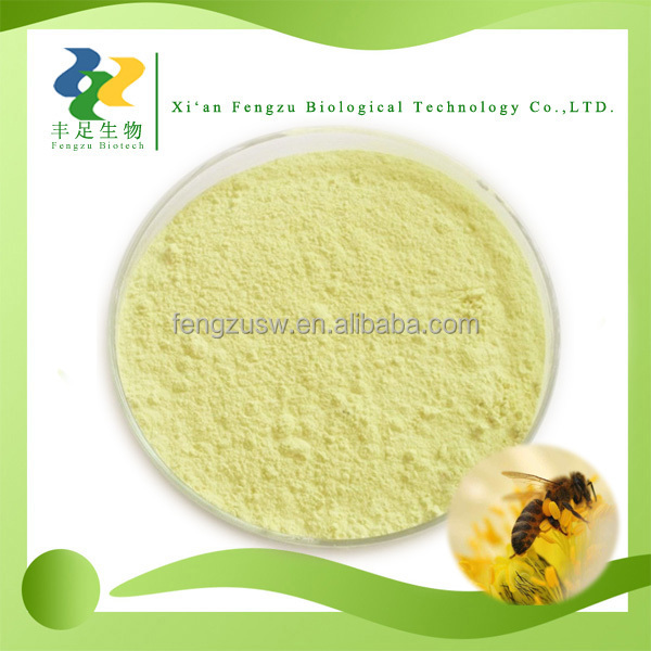 High Quality HDA 5% freeze dried Lyophilized Royal jelly powder