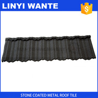 For all kind of building roofs Building material Aluminum Zinc Steel Roof Tile Classical tile wholesale online