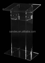 Cheap Transparent Perspex Church Dais