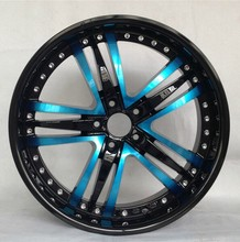 18inch alloy wheel aluminium 5X100 5stud , wheel car wheel