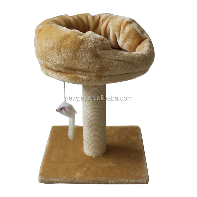 Service supremacy wholesale newest cat climbing scratcher tree cat toy ring