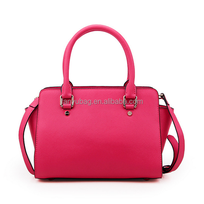 Free shipping designer fashion leather handbags made in china