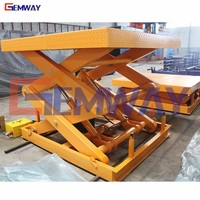 High performance hydraulic mini stationary scissor lift table