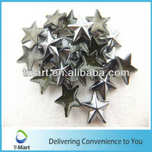 Prong Metal rhinestone Stud for Leather