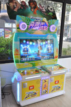 bet game running animal slot coin operated bingo game machine or DIY Kits without cabinet