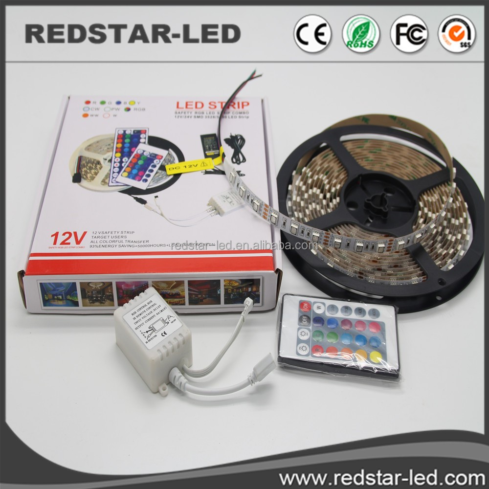 usb powered led strip 5050 <strong>rgb</strong> by Epistar Chip