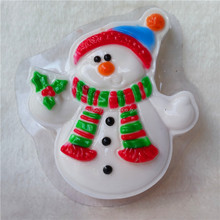 2016 new Christmas snowman best skin whitening bath soap for babies
