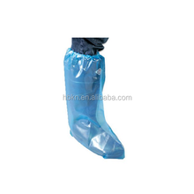 Plastic Protective Waterproof Elastic Boot Shoe Covers