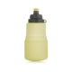 Hot Sell Collapsible 600ml collapsible Silicone Water Bottle, Squeeze Sports Drink Flexible Folding collapsible water bottle