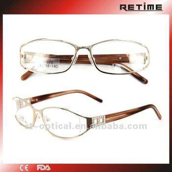 Designer Eyeglass Frames With Crystals : Designer Eyeglasses Frame With Crystals(s-026) - Buy ...