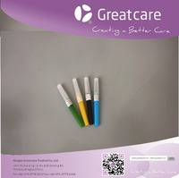 pen type disposable vacuum needle for blood collection