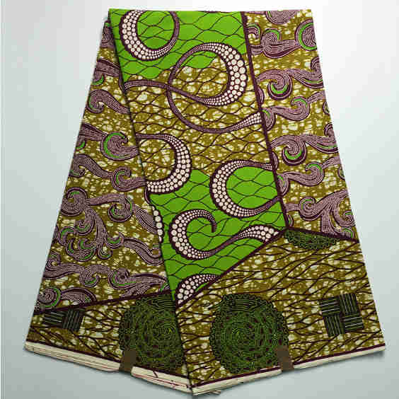 holland wax fabric batic ankara fabric 2016 LWX8#049