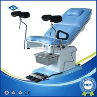 HFEPB99 High Quality Medical Equipments Electric Hydraulic Gynecological Examining Table Obstetric Bed Operation Room Tables