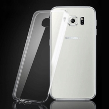 Transparent Clear Cell Phone Cover For Samsung Galaxy Beam I8530