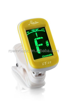 Clip-on Digital Multi-Functional Tuner LT-22 built-in piezo sensor in stock, fast shipping!!