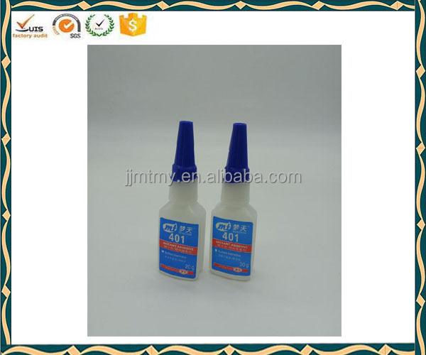 401instantaneous adhesive insensivive to surface general prupose medium viscosity instant adhesive