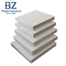 commercial plywood board 16mm plastic shuttering board and high quality concrete panel