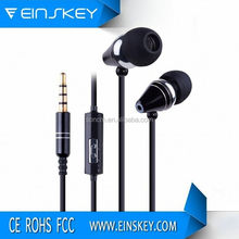 Good quality professional earphone jack plug in accessories