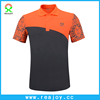 2016 new design reflective high visibility polo t-shirt