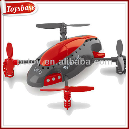YD-717 2.4G remote control ufo toys rc fly disk