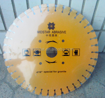 MIDSTAR cutting disk saw blades