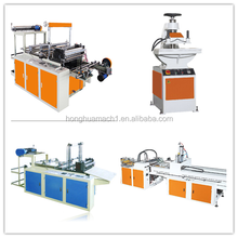 Yes Computerized and Engineers available to service machinery overseas After-sales Service Provided shopping bag making machine