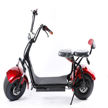 2017 China Big Wheel New Product Electric Harley moto scooter for adults
