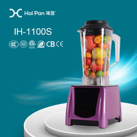 Unbreakable Transparent PC Container 3HP High Quality automatic blender mixer heavy duty