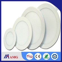 120MM High Efficiency Good Quality CRI>80 PF>0.9 2700-6500k Recessed LED 6W Ceiling Panel Light Round 120MM
