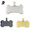 hot sale anodized aluminum blank dog tag