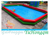 2014 Double Inflatable Swimming Pool Inflatable Water Games For Kids Water Equipment