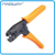 0.5-2.5mm2 pre-insulated connector hand ratchet cable crimping tools