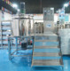 Jacket steam heating stainless steel mixing tank, liquid detergent mixing machine