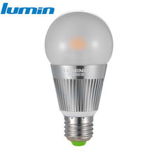 7w e27 white led bulb light cri85 85lm/w