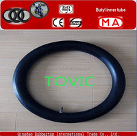 factory butyl inner tube motorcycle Cheap price 3.00-18 Butyl Inner Tubes