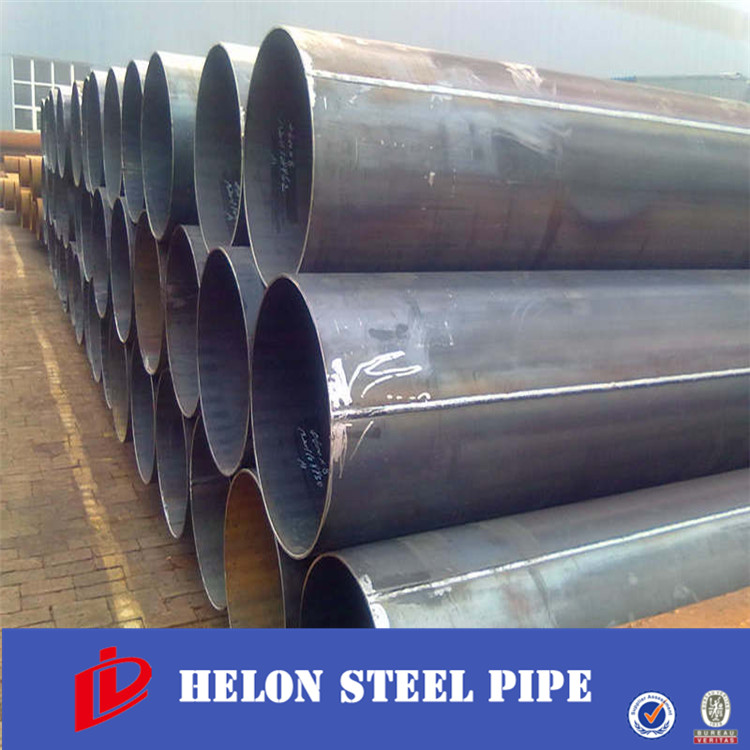 API 5L weld steel pipe with 3PE anticorrosion insulation for oil and gas