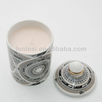 Luxury Scented Candles Custom Scented Soy