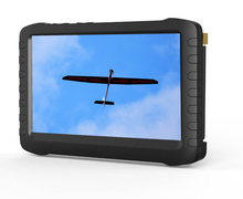 "8ch 5.8g 5"" screen battery powered lcd DVR FPV monitor,compatible with Immersion/Fatshark TE968H"