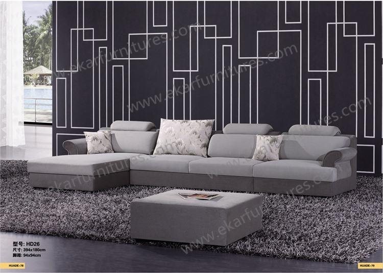 Godrej Office Wooden Modern Sectional Corner Designs Sofa