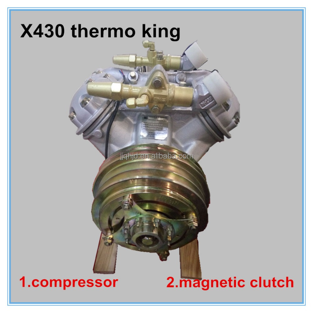 Thermoking X426 and X430 compressor parts ac clutch or auto ac electric clutch assy for tk compressor clutch