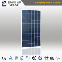 Perlight Portable 310W Poly Blue Solar Panel with TUV UL INMETRO