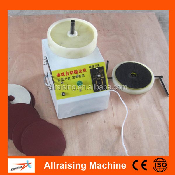 Hot Sale CE Wood Bead Polishing Machine