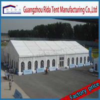 Large aluminum frame circus marquee tent for sale