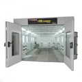 Car body repair painting room spray booth auto baking oven LX-E2