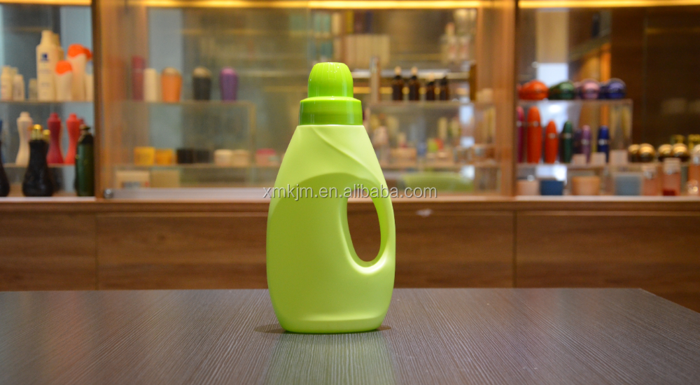laundry detergent PE bottle