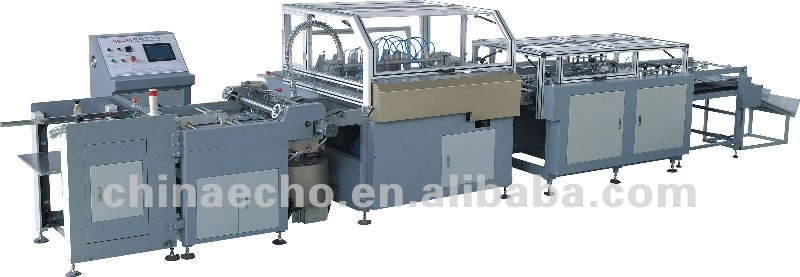 carton packing machine for food