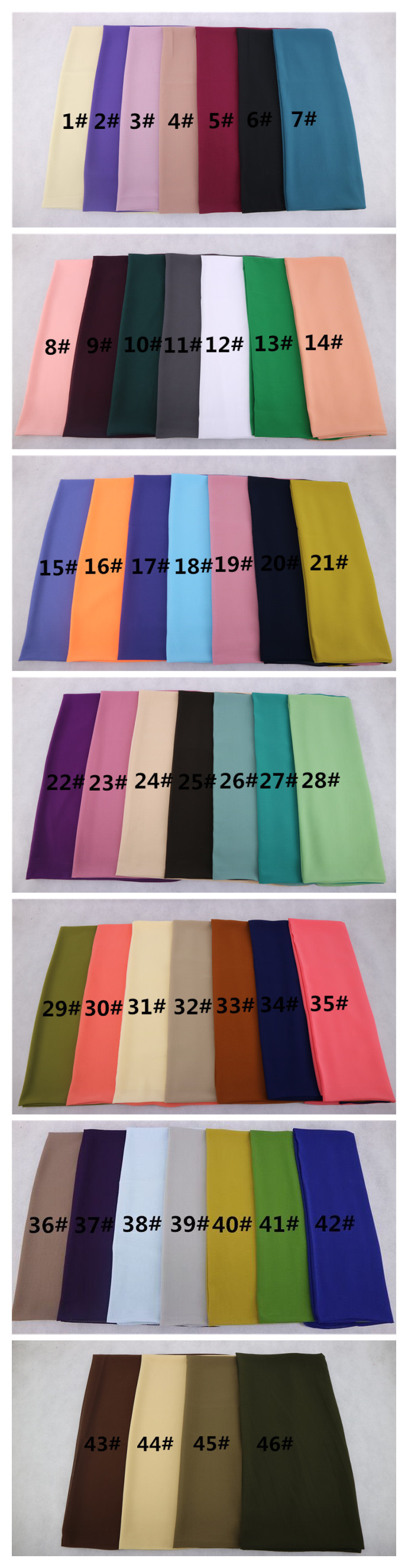 New Arrival Soft Chiffon Hijab Pearl And Chain Scarves Muslim Women Scarf Shawl Wraps Many Color Can Choose