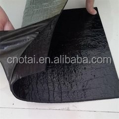 1.2mmSBS/APP self-adhesive Modified Asphalt Waterproof Membrane with fine sand surface for contructrion building materials
